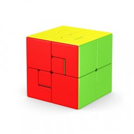 Cubos Rubik Moyu Meilong Puppet Cube V1 Colored