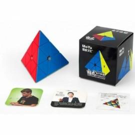 Cubos Rubik Moyu Meilong Pyraminx Magnético Colored
