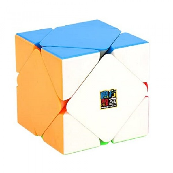 Cubos Rubik Moyu Meilong Skewb Colored