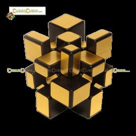 Cubos Rubik Moyu Classroom Mirror Dorado