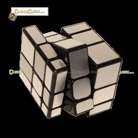 Cubos Rubik Moyu Classroom Mirror Plata