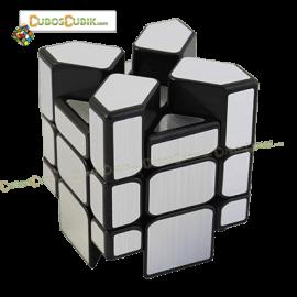 Cubos Rubik Moyu Classroom Fisher Mirror Plata