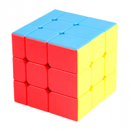 Cubos Rubik Moyu Inequilateral Colored