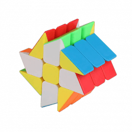 Cubos Rubik Moyu Classroom Wind Fire Colored