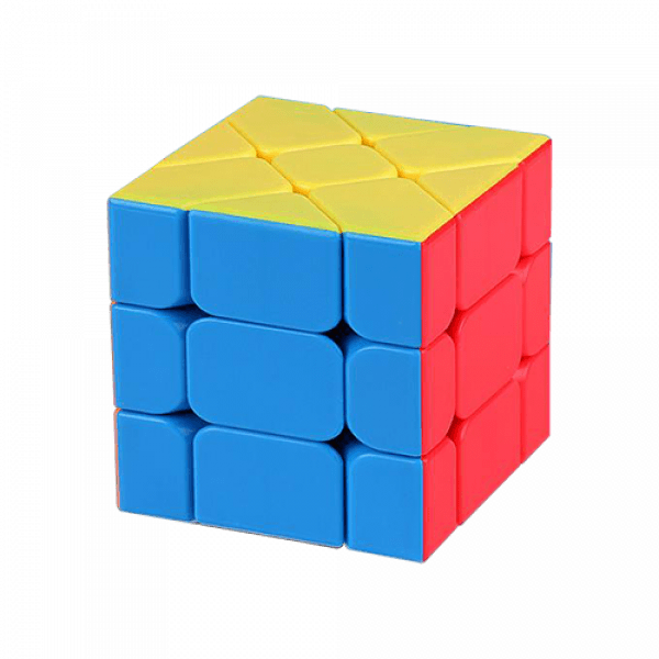 Cubos Rubik Moyu Classroom Fisher Colored