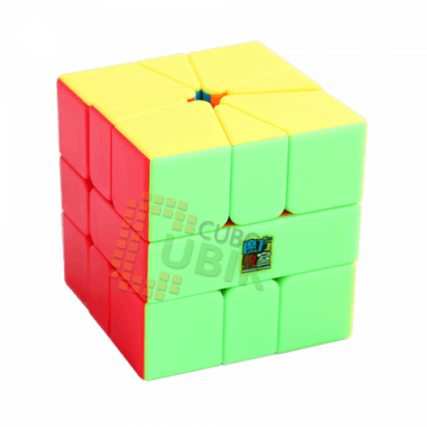 Cubos RubikMoyu Classroom MF Square 1 Colored
