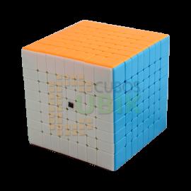 Cubos Rubik Moyu Meilong 8x8 Colored