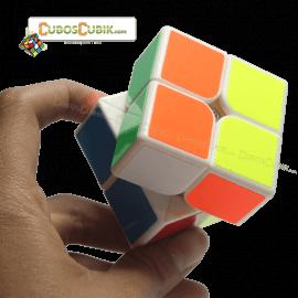 Cubos Rubik Moyu Weipo 2x2 Base Blanca