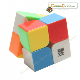 Cubos Rubik Moyu Weipo 2x2 Colored