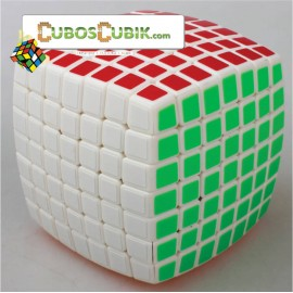 Cubos Rubik Moyu Aofu 7x7 Base Blanca