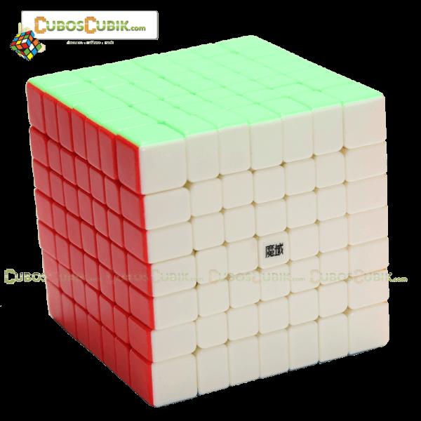 Cubos Rubik Moyu Aofu Flat 7x7 Colored