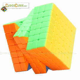 Cubos Rubik Moyu Aofu Flat 7x7 Colored