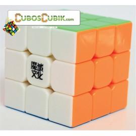 Cubos Rubik Moyu 3x3 Aolong Mini 54.5mm Colored Plus
