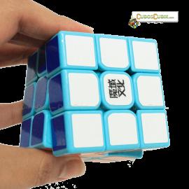 Cubos Rubik Moyu 3x3 Aolong GT Base Verde