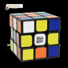 Cubos Rubik Moyu 3x3 Aolong GT Base Negra