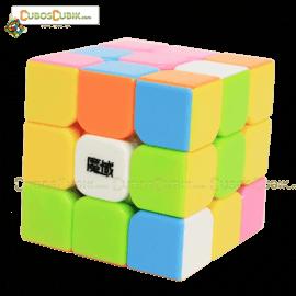 Cubos Rubik Moyu 3x3 Aolong Mini 54.5mm Pink Plus