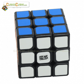 Cubos Rubik Moyu 3x3 Aolong Mini 54.5mm Base Negra