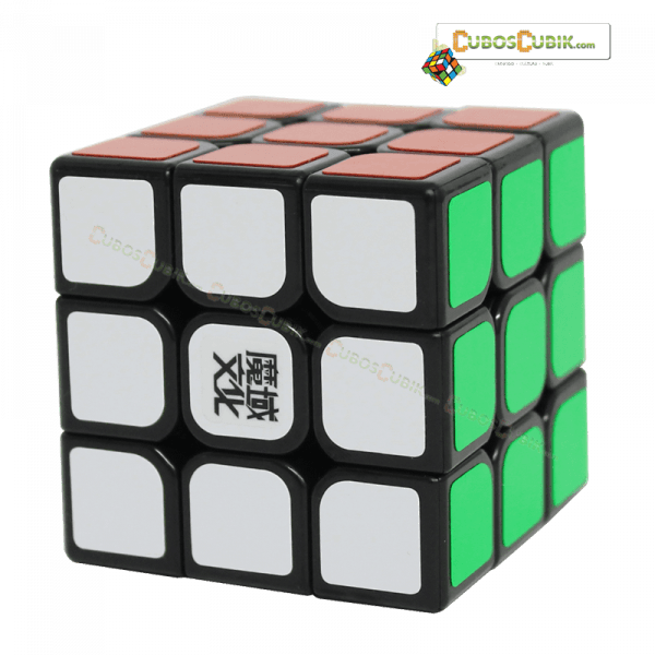 Cubos Rubik Moyu 3x3 Aolong V2 Base Negra Plus