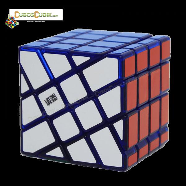 Cubos Rubik MoYu Aosu FengHuoLun 4x4 Base Azul