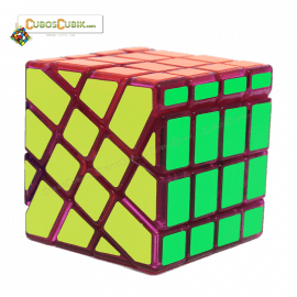 Cubos Rubik MoYu Aosu FengHuoLun 4x4 Base Morado