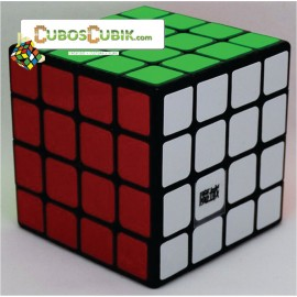 Cubos Rubik Moyu AoSu 60mm Mini 4x4 Base Negro
