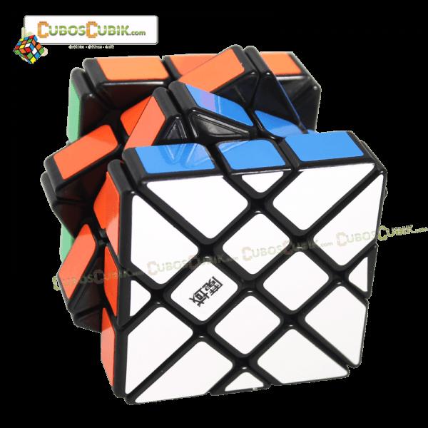 Cubos Rubik MoYu Aosu Yileng 4x4 Base Negra