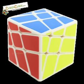 Cubos Rubik Moyu FengHuoLun Base Blanco