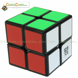 Cubos Rubik Moyu Lingpo 2x2 Base Negra
