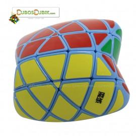 Cubos Rubik Moyu AoSu MegaMorphix 4x4 Base Azul