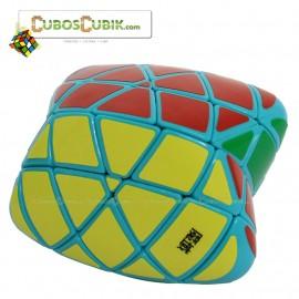 Cubos Rubik Moyu AoSu MegaMorphix 4x4 Base Verde