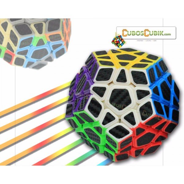 Cubos Rubik MoYu Megaminx YuHu Cubik Cobra