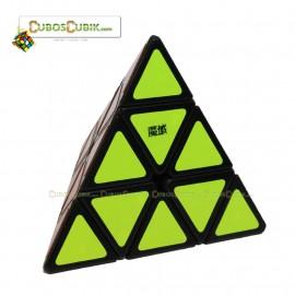 Cubos Rubik Moyu Pyraminx Base Negra