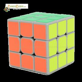 Cubos Rubik Moyu 3x3 Tanglong Base Gris