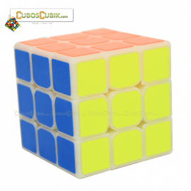 Cubos Rubik Moyu 3x3 Tanglong Base Milk