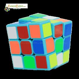 Cubos Rubik Moyu 3x3 Tanglong Base Verde