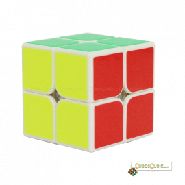 Cubos Rubik Moyu Tangpo 2x2 Base Blanca