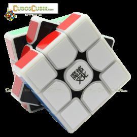 Cubos Rubik Moyu Weilong GTS 3x3 Base Primary con Negro