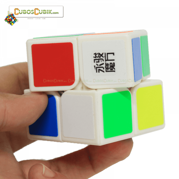 Cubos Rubik YJ Yupo 2x2 Base Blanca