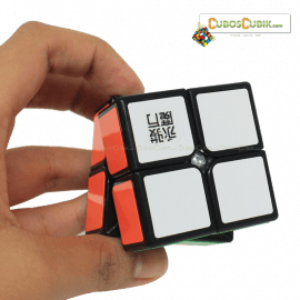 Cubos Rubik YJ Yupo 2x2 Base Negro