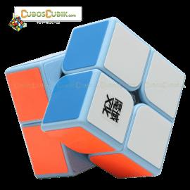 Cubos Rubik Moyu Tangpo 2x2 Base Azul
