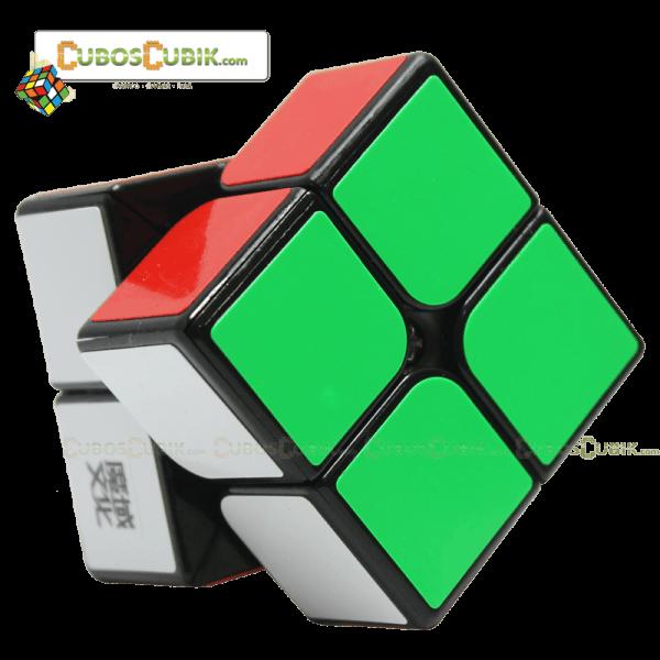 Cubos Rubik Moyu Weipo 2x2 Base Negra