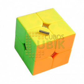 Cubos Rubik YJ Moyu MGC 2x2 Magnético Colored