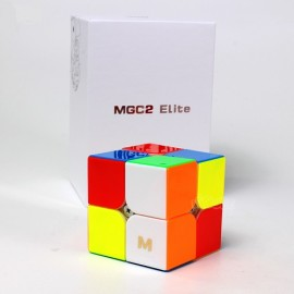 Cubos Rubik YJ MGC 2x2 Elite M Colored