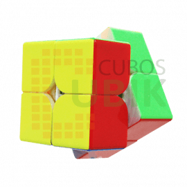 Cubos Rubik YJ Yupo 2x2 V2 M Colored