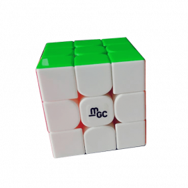 Cubos Rubik Moyu YJ MGC V2 3x3 Colored