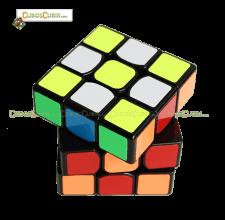 Cubos Rubik YJ Moyu Guanlong V2 Negro