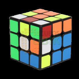 Cubos Rubik YJ Moyu Guanlong V3 Negro