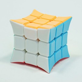 Cubos Rubik YJ Jinjiao 3x3 Colored