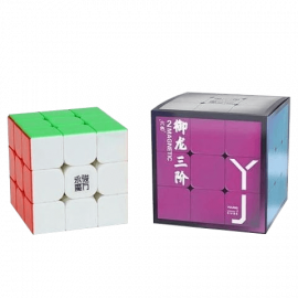 Cubos Rubik YJ Yulong V2 M 3x3 Colored