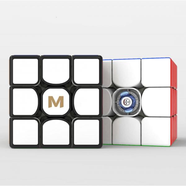 Cubos Rubik YJ MGC Elite 3x3 Negro